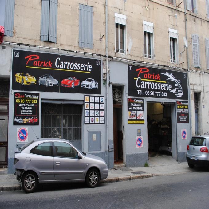 Offres de vente Immeuble Marseille (13015)